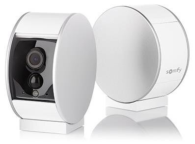 Security kamera pro Somfy One a Somfy One Plus - DOPRAVA ZDARMA!